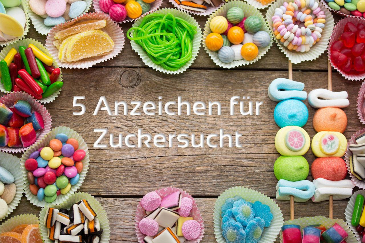 5 Anzeichen für Zuckersucht - jetzt erkennen und handeln
