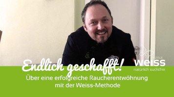 Erfahrungsbericht Raucherentwöhnung in der Oberpfalz