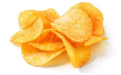 Der Zwang, Chips zu essen, ist weg