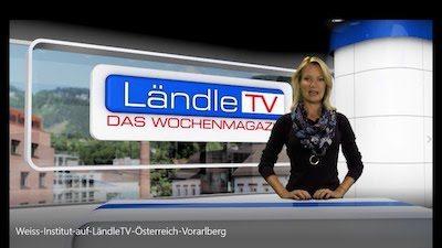 12 Jahre Weiss-Methode in Österreich und der Schweiz – Beitrag Ländle TV