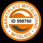 Marktplatz-Mittelstand Siegel
