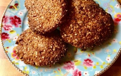 Crunchy Quinoakekse