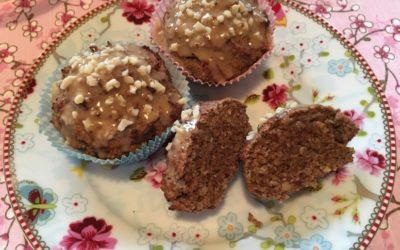 Ingwer-Muffins