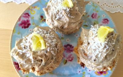 Federleichte Lemon-Cupcakes