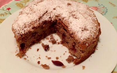 Wärmender Winterkuchen